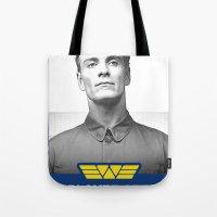 Prometheus - David 8 - Employee of the month Tote Bag