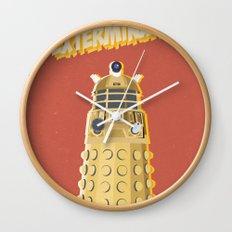 Dalek Doctor Who Wall Clock