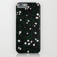 iPhone & iPod Case featuring Is It Spring Yet? by Maya Bee Illustrations