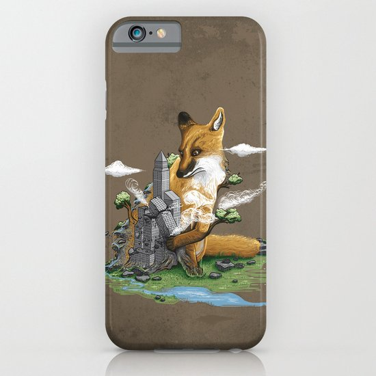 Clean the World II iPhone & iPod Case