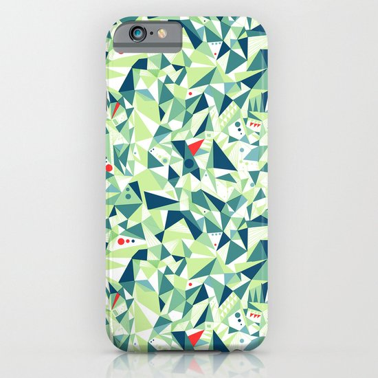 Moment Pattern iPhone & iPod Case