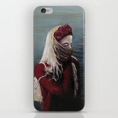 Girl #1 iPhone & iPod Skin