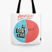 The 47% of America Romney Doesn't Care About Tote Bag