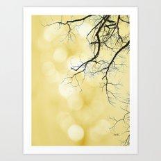 Honey & Vanilla Art Print