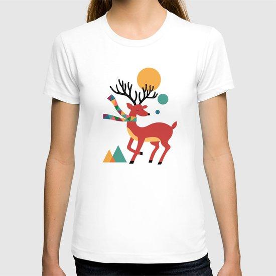 Deer Autumn T-shirt