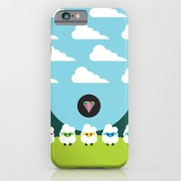 Magic Sheep iPhone 6 Slim Case
