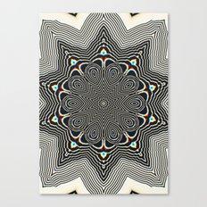 Full Om Mandala Canvas Print