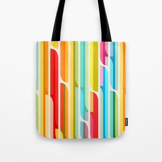 Test Tube Tune Tote Bag
