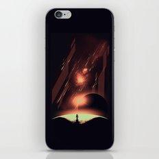 Intergalactic Travel iPhone & iPod Skin
