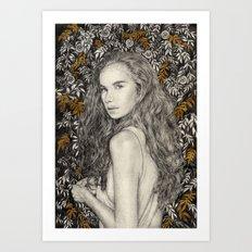All Eyes On You Art Print