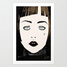 Gretta Art Print