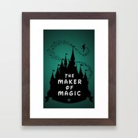 Disney Framed Art Print