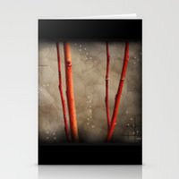 The Red Branches Stationery Cards