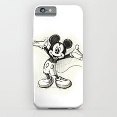 Mickey Mouse iPhone 6 Slim Case