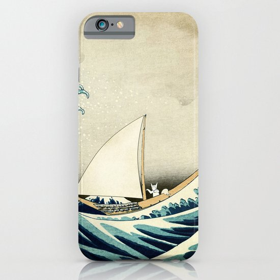To where the wild things are iPhone & iPod Case