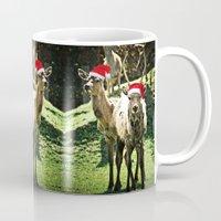 Tis The Season - Reindee… Mug