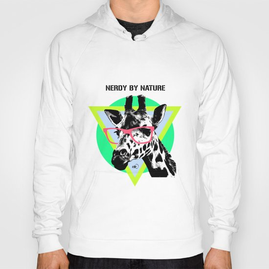 nerdy by nature Hoody