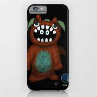 Scared Monster iPhone 6 Slim Case