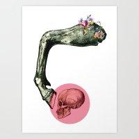 exion Art Print
