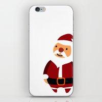 Merry Christmas! iPhone & iPod Skin