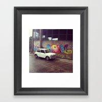 It's A Mini Adventure Framed Art Print