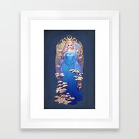 A Kingdom of Isolation Framed Art Print