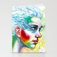 Portrait One Stationery Cards