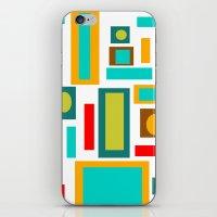 Wilbur iPhone & iPod Skin