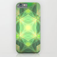 iPhone & iPod Case featuring Gem light by LOHER.design