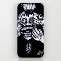 My Personal Demons iPhone & iPod Skin