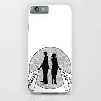 Trust No One iPhone 6 Slim Case