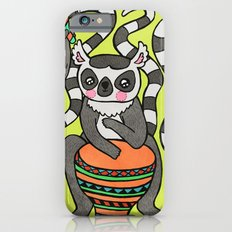Dancing Lemurs iPhone 6s Slim Case