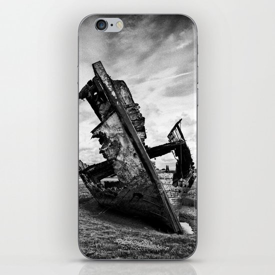 Decayed and Neglected iPhone & iPod Skin