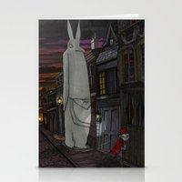 Schlepping Towards Bethl… Stationery Cards
