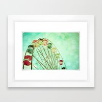 A Summer's Day Framed Art Print