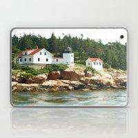 Bass Lighthouse Laptop & iPad Skin