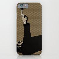 Kittappa Series - Brown iPhone 6 Slim Case