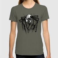 Wraith I. Womens Fitted Tee Lieutenant SMALL