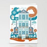 Festive Stationery Cards