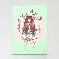 Lilian's Stationery Cards