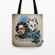 You Know Nothing / Game … Tote Bag