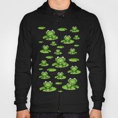 Froggies!  Hoody