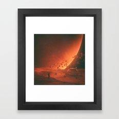 GAX-447 (everyday 12.12.15) Framed Art Print