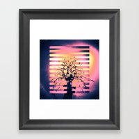 Dead Tree 2 Framed Art Print