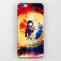 With Love From Space iPhone & iPod Skin