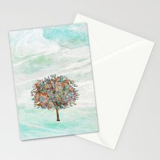 The Tree of Strength Stationery Cards