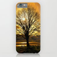 Tree Of Fire iPhone 6 Slim Case