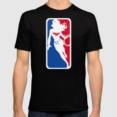 WW Mens Fitted Tee Black SMALL