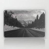 December Road Trip In Th… Laptop & iPad Skin