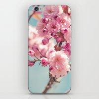 Cherry cherry iPhone & iPod Skin